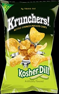 Jay's Kettle Cooked Dill Chips (3- 8oz Bags)
