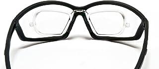 comprar comparacion Deportes gafas Prescripción con adaptador para gafas–Ciclismo Moto Esquí Golf unidad Running–by Bertoni Italy AF100Pr...