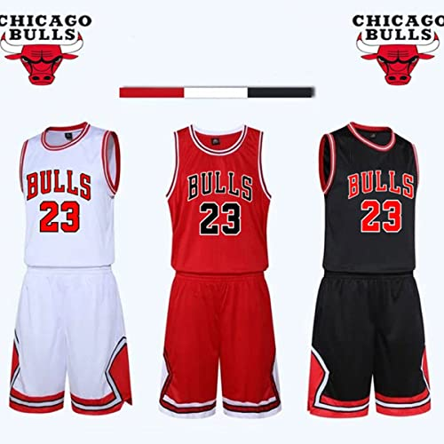 huge selection of 79410 3d768 Chicago Bulls Jersey: Amazon.co.uk