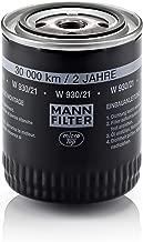 Mann-Filter W 930/21 Spin-on Oil Filter