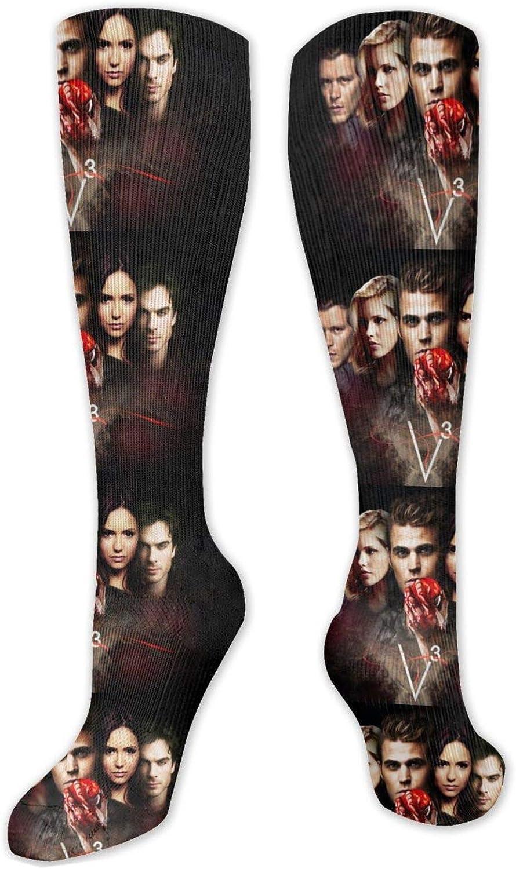 Felixmall Vampire Diaries Womens Casual Inexpensive Socks Girl Novelty Import Thick