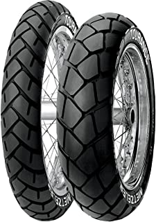 Metzeler Tourance Front Motorcycle Tire 110/80R-19 (59V) - Fits: Aprilia ETV 1000 Caponord 2002-2007