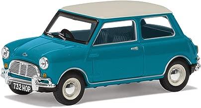 Corgi VA02538 BMW Austin Mini Mk1 Cooper S 60th Anniversary Collection Model, Surf Blue