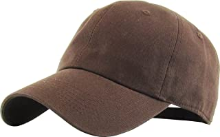1e30204684f06d KBETHOS Classic Polo Style Baseball Cap All Cotton Made Adjustable Fits Men  Women Low Profile Black