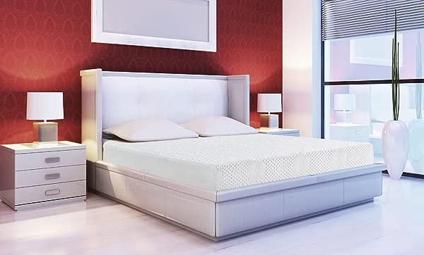 Olee Sleep OLR06FM01X 06FM01X Mattress Twin XL White
