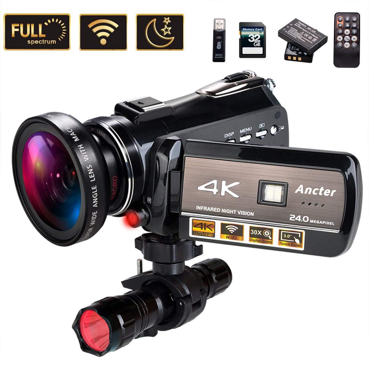 Spectrum Camcorders Infrared Paranormal Investigation