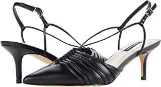 Nine West Women's After3 Pump, Black, 8