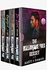 The Millionaire Foes Boxset (1-4): An Enemies To Lovers Standalone Billionaire Romance Collection Kindle Edition