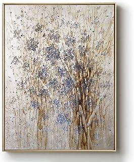 VV430 grandi pittura a mano moderno astratto dipinto ad olio su tela Home Decoration