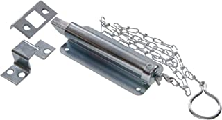 Zinc Plated Chain Bolt 6