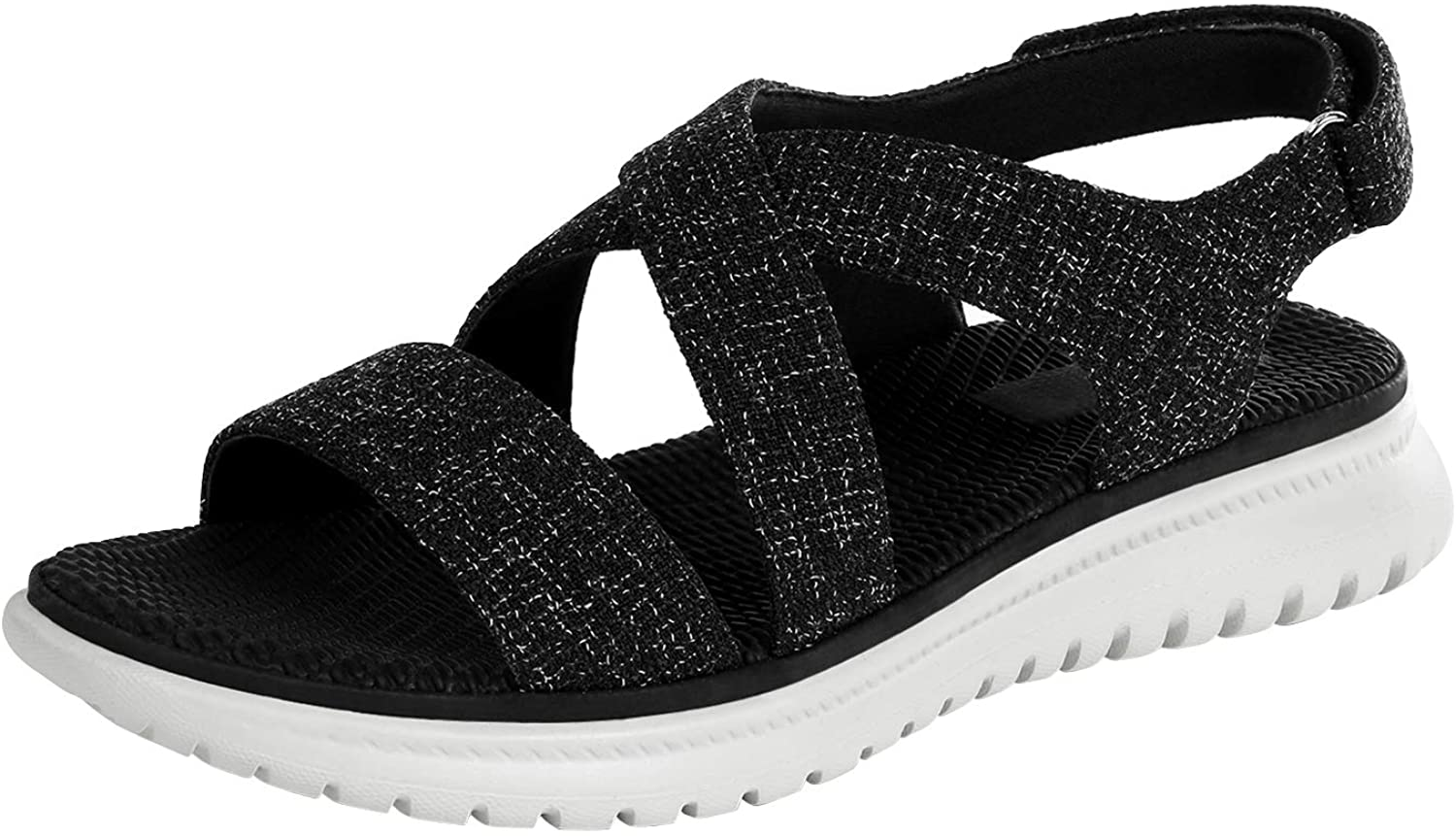 Solacozy Casual Summer Sandals Outdoor OFFicial New sales Women Sport for