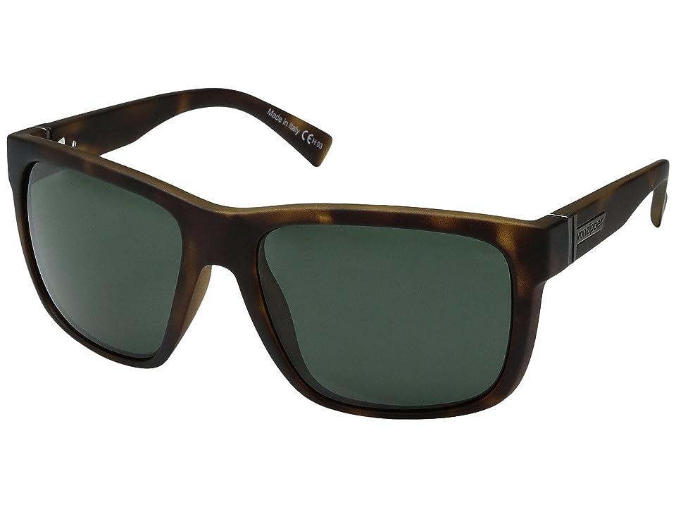 dbda6ebb4ba81 VonZipper Maxis (Tortoise Satin Vintage Grey) Sport Sunglasses