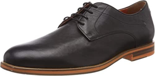 Geox U Bayle B, zapatos Derby para Hombre