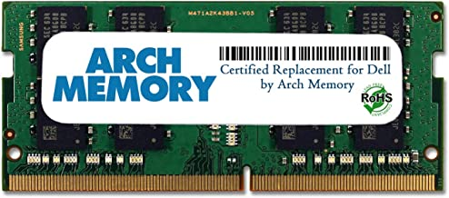 Arch Memory 16 GB Replacement for Dell SNP821PJC/16G A9168727 260-Pin DDR4 So-dimm RAM for XPS 15 9560