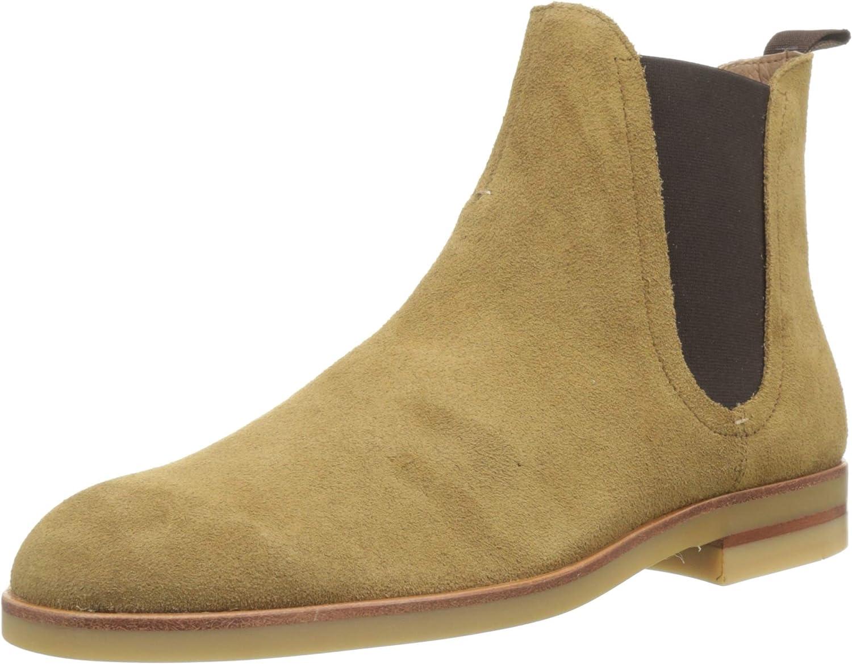 Hudson Men's Adlington Suede Chelsea Boots