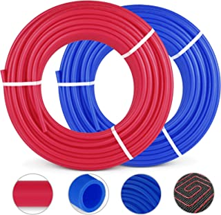 """3//4/"""" x 300ft PEX Tubing Non Oxygen Barrier For Htg//Plbg//Potable Water Red"""