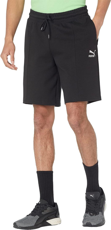 PUMA Genuine Men's Classics New products, world's highest quality popular! Pintuck Shorts