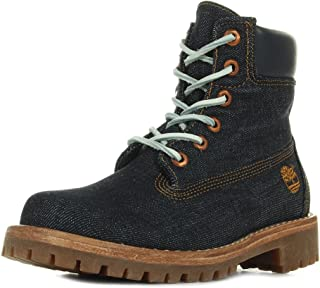 Timberland Ltd Fabric 6in G7r, Bottes & Bottines Classiques Mixte