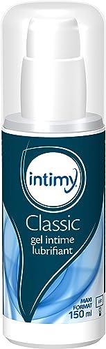 INTIMY - GEL LUBRIFIANT INTIME CLASSIC, 150 ml - Gel lubrifiant intime