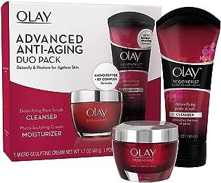 Olay Regenerist Advanced Anti Aging Skin Care Duo Pack
