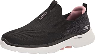 Skechers GO WALK 6 - GLIMMERING womens Sneaker