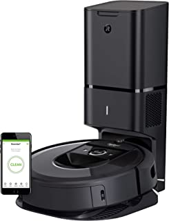 iRobot Roomba i7+ (7550) Robot Vacuum with Automatic Dirt Disposal-Empties Itself, Wi-Fi...