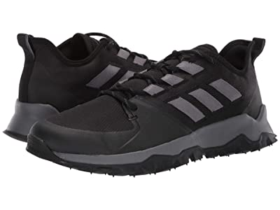 adidas Running Kanadia Trail (Core Black/Grey Five/Grey Two) Men