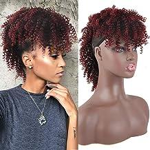 Amazon Com Curly Mohawk Wigs
