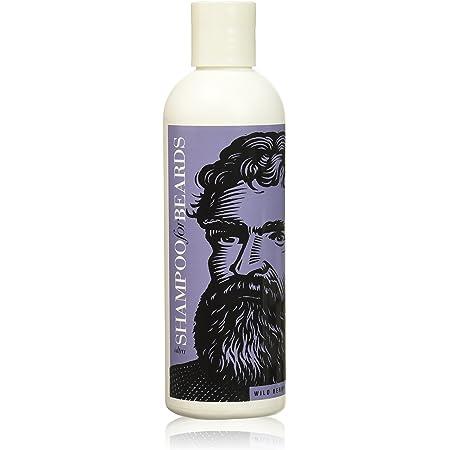 Ultra-Grooming Beard Shampoo & Wash by Beardsley & Company Beard Care Products (Wild Berry, 8 ounce)