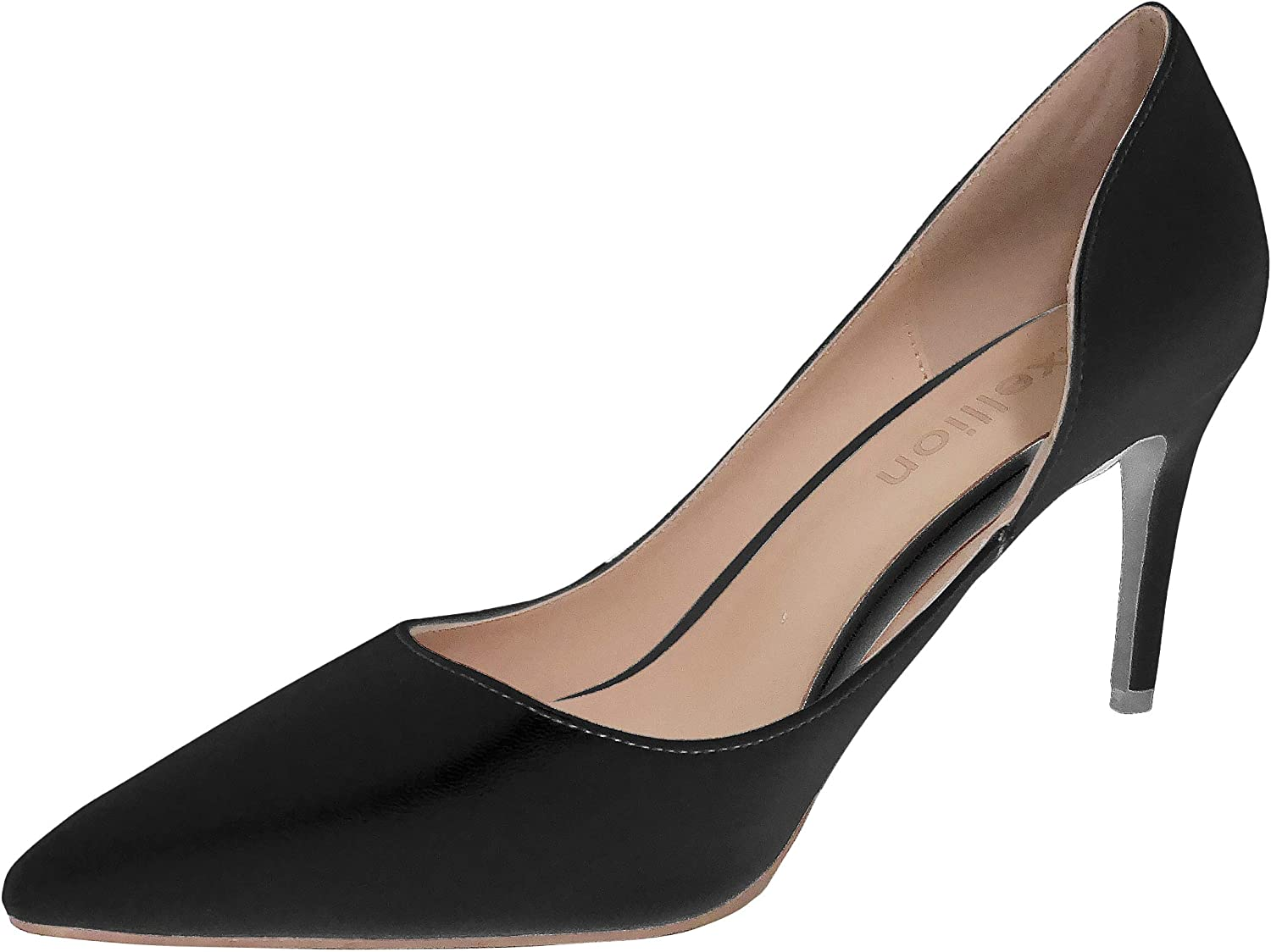 Axellion Pumps for Lady Woman's High Toe Shoes sold out Heel Year-end gift Pointed Pum