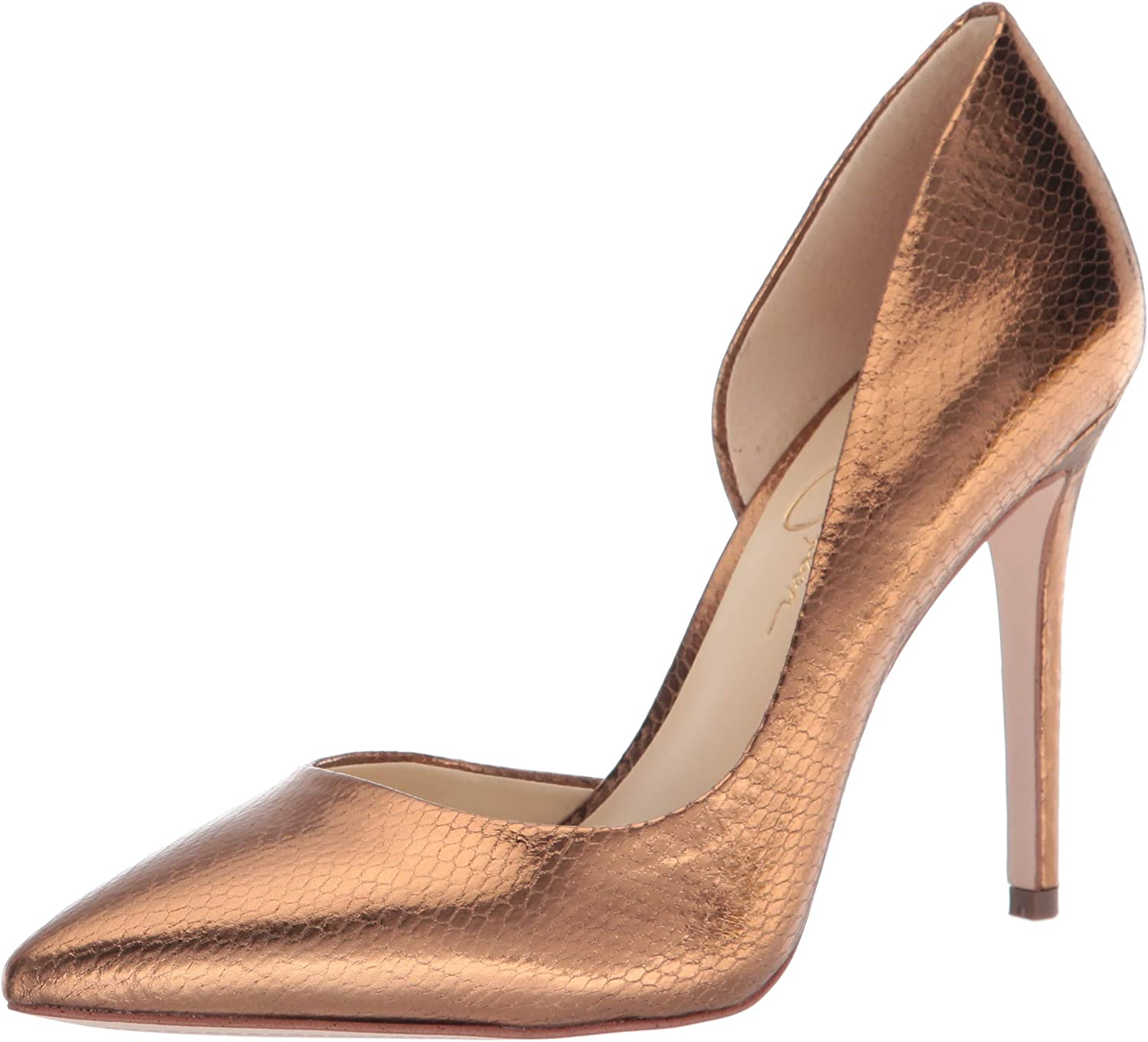 Jessica Simpson Women's Inventory cleanup selling sale Prizma quality assurance Pointed Pumps Toe D'Orsay Heels