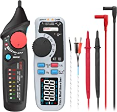 BSIDE Electrical Test Kit Color LCD Multimeter Dual Mode Non-Contact Voltage Detector Home Circuit Security Check Set