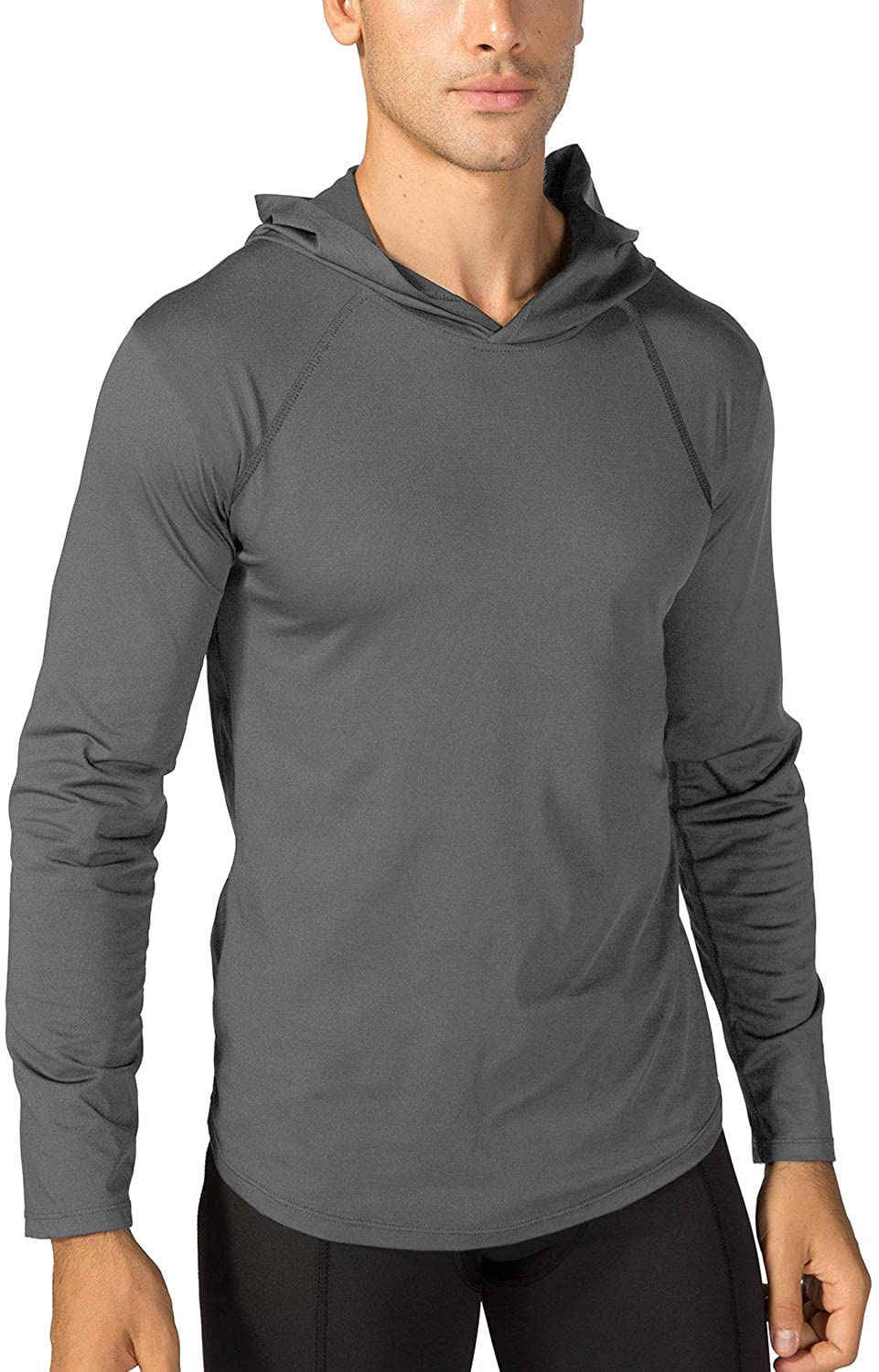 BIYLACLESEN Men's Sun Protection Long Per shopping UPF Limited time for free shipping 50+ Sleeve T-Shirt