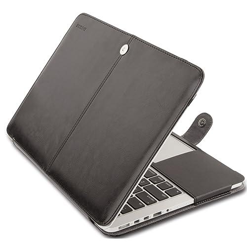 official photos 05a38 5526d Macbook Pro Leather Case: Amazon.com