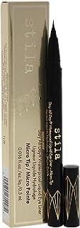 stila Stay All Day Waterproof Liquid Eye Liner- Micro Tip, Intense Black