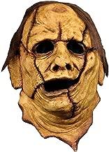 Trick Or Treat Studios Adult Texas Chainsaw Massacre Leatherface 3/4 Mask Standard