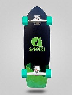 Sakari Surfskate Complete with SGI Surf Skate Truc...