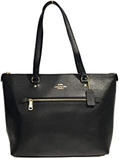 Crossgrain Leather Gallery Tote