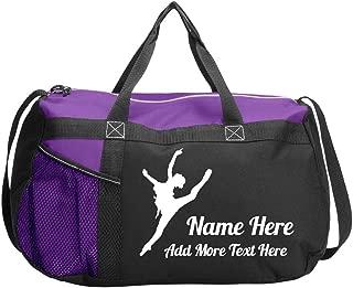 Personalized Dance Class Bag: Gym Duffel Bag