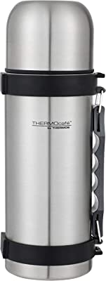 THERMOcafe™ Stainless Steel Vacuum Insulated, 1L, Stainless Steel, VAC100