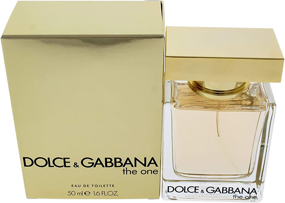 Dolce & gabbana the one, eau de toilette - 50 ml donna 3423473033271