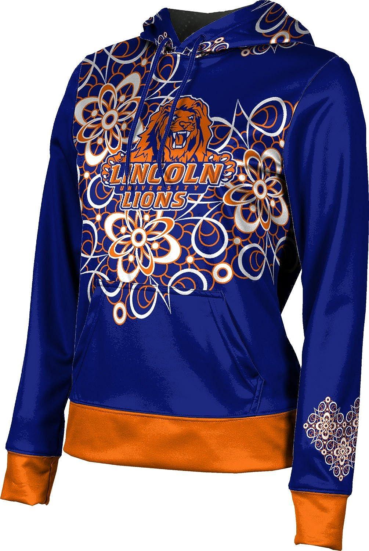 Lincoln University (PA) Girls' Pullover Hoodie, School Spirit Sweatshirt (Foxy)