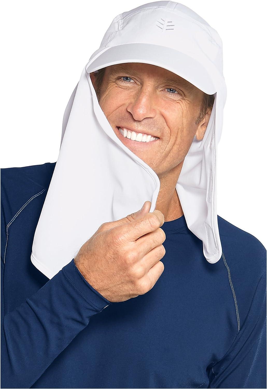 Coolibar UPF 50+ Men's Women's Chlorine Resistant Ultra Sport Hat  Sun Predective