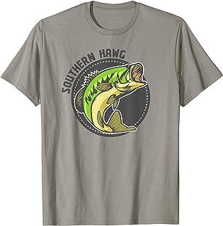Largemouth Bass Southern Hawg T-Shirt