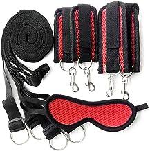 tyufgt6u 2 stks Rode Kleding Accessoire Kit Body Harness Oefening Sport Set Lederen Set Set Set Set Set Set