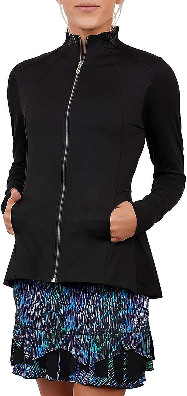 SOFIBELLA Sales Challenge the lowest price Pleated Jacket - Black