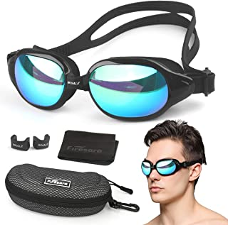 e017b5be5a1 Amazon.com  Men - Goggles   Swimming  Sports   Outdoors