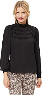 Review Women's Aldora Top Black