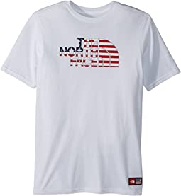 The North Face Kids - International Collection Tri-Blend Tee (Little Kids/Big Kids)
