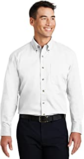 Port Authority Long Sleeve Twill Shirt (S600T)